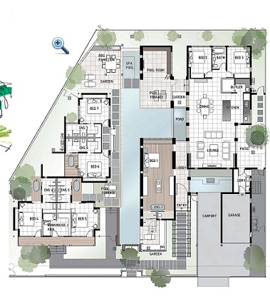 38 Beachfront Mirage Port Douglas Luxury Holiday House